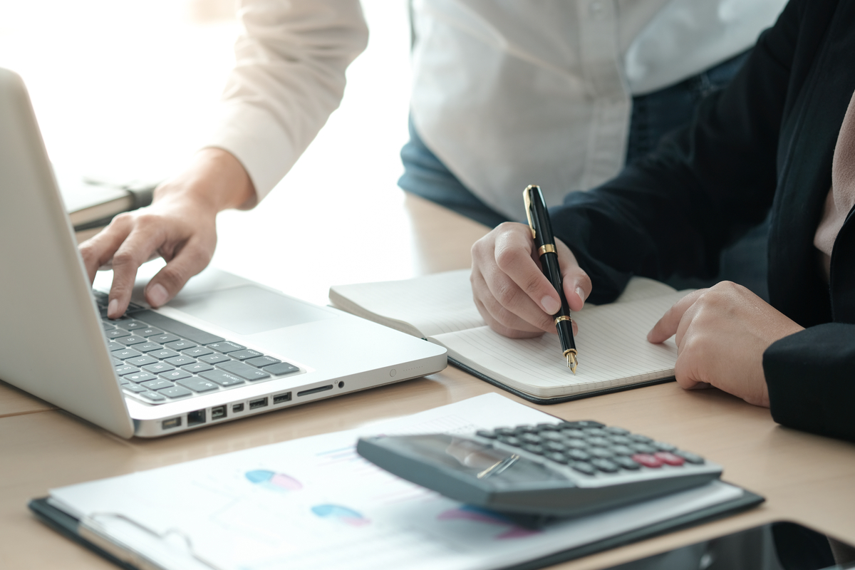 Guidance And Partnership In Financing